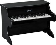 25 keys hot sale and cheap mini wooden piano for children