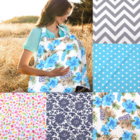 queen nursing cover for breastfeeding with low price
