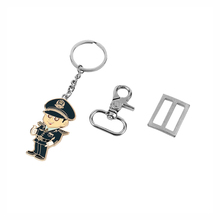 High Quality custom metal keychain with logo