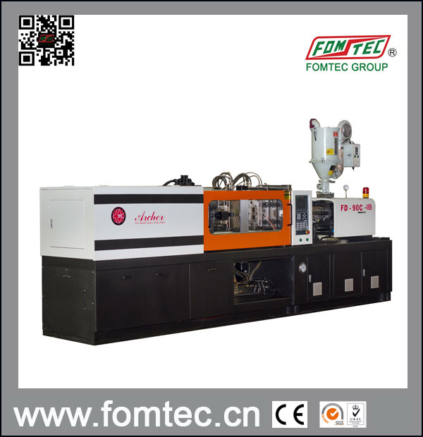 Lamp shade injection blow molding machine(FD-120C-IB )