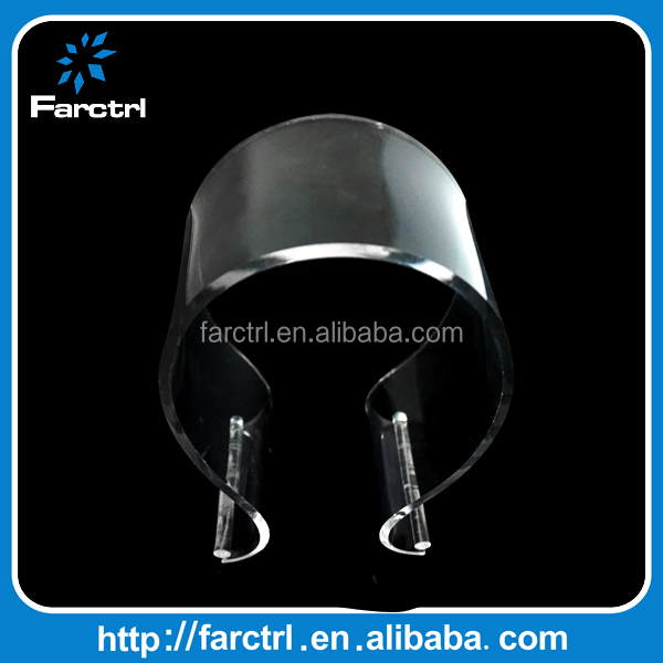 Factory Supply Display Headphone Stand Acryl From Alibaba