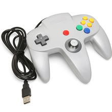 High quality chrismas gift game controller for N64 supplier For Nintendo N64