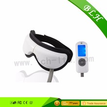 Anti-wrinkle Fashional eye care massager large LCD screen eye massager to relax eye tireless