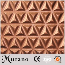 New brand 2017 carved mdf decorative wall panel