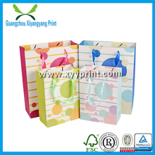 Customized Paper Bag Rope Handle For Kids Manufacturer In Guangzhou