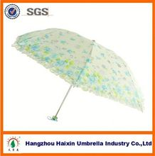 Professional OEM/ODM Factory Supply Custom Design 3 folds umbrella auto open and close with competitive offer