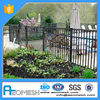 2016 hot sales Welding procedure aluminium fence and gate for garden