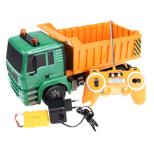 2016 Newest Arrival 8 Channel 1 / 20 Scale Rc Car Rc Dump Truck