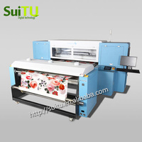 Industrial digital t-shirt printing machine, P5S inkjet printer for textile clothes