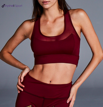 High quality wholesale sex underband strap double layer sport bra tops inner wear for yoga fitness running gym workout