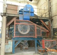 Jaw Crusher, Rolling Grusher, mill, Vibratory conveying pipe