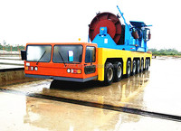200 ton dock transfer truck