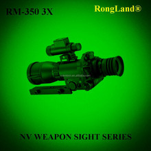 night vision hunting weapon sight, riflescope for gun, hunting scope equipment