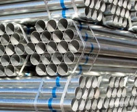 erw welding hot dipped galvanized round steel pipes High Quality ASTM Standard Galvanized, Gi Steel Pipe