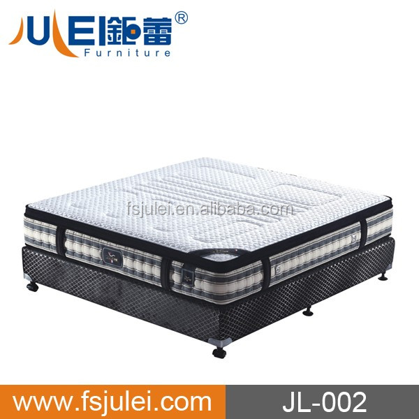 new design healthy high density foam mattress spring fit mattress JL-002