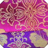 Unusual user-friendly wholesale polyester brocade fabric