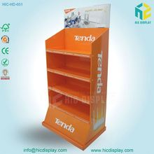 Custom printing advertising lubricant display stand, point of sale display units