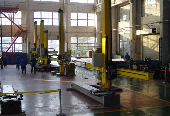 Automatic welding manipulator/Column and Boom For Pipe Tank Vessel Wind Tower boiler