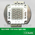 "100W 365Nm LED Bridgelux Epistar Epileds ""UV LED chip"" with Good Price RoHS Certification"