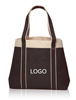 Custom Personalized Polyester Large Cloth Shopping Tote Bags