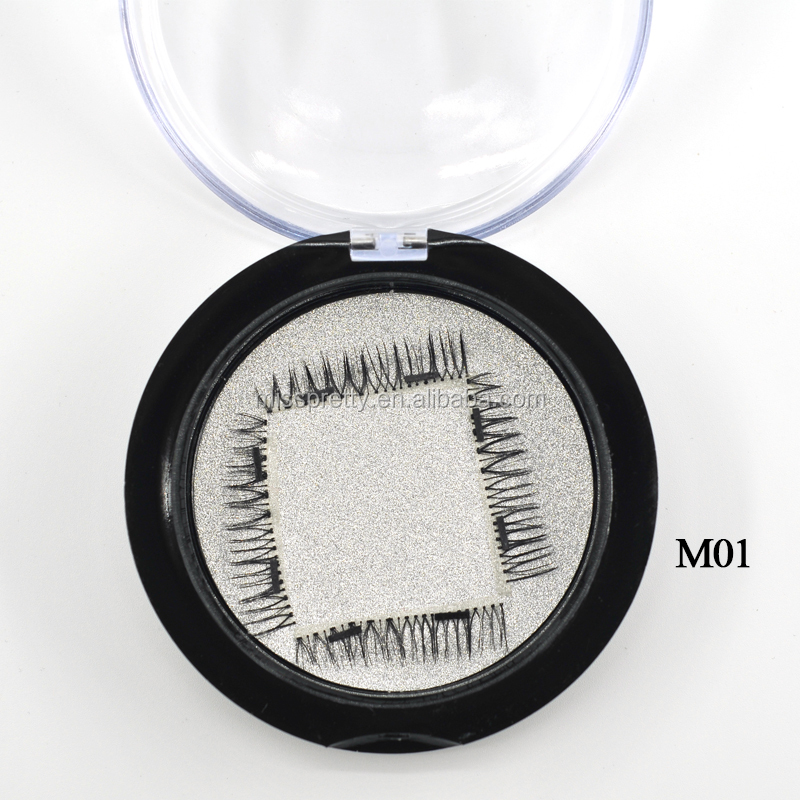 <strong>M01</strong> Magnetic Eyelashes, 3D magnetic strip Eyelash