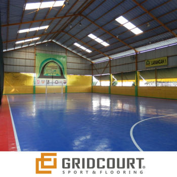 Intertlocking Basketball Court Flooring
