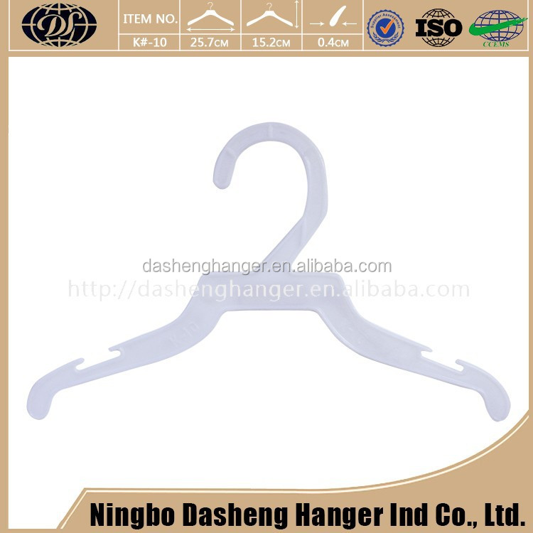 Perfect Shape Non-Slip Hangers Children Wire Harness Hanger
