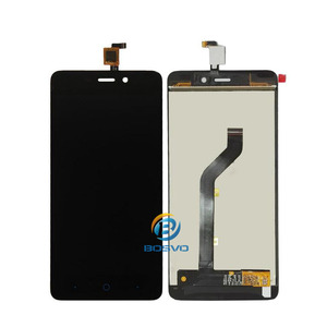 mobile phone LCD display for ZTE Blade X3 D2 T620 A452 screen with touch digitizer assembly replacement repair parts