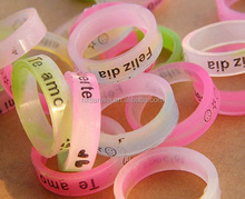 silicone finger rings new design