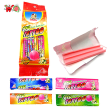 Wholesale stick chinese bubble gum with tattoo paper