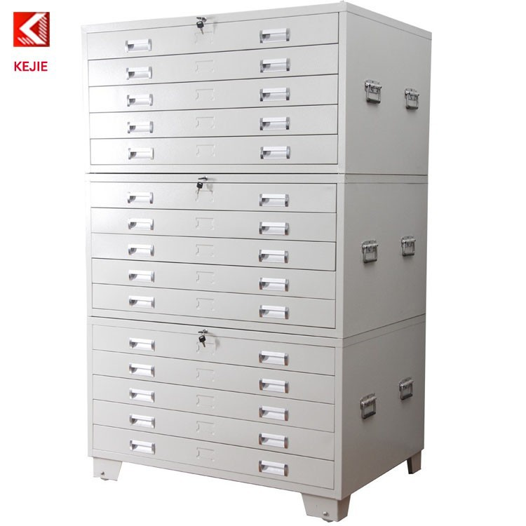 asia hot sale steel draft file cabinet metal plan drawing