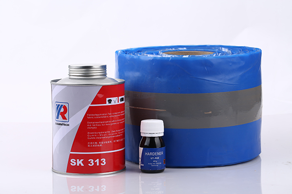 two-component cold vulcanizing adhesive sk313&cement hardener