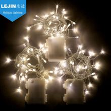 warm white rohs led christmas light chain