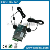 H685 serial mobiler wlan router with sim card slot
