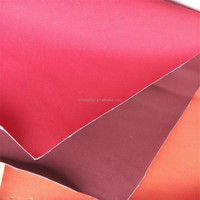 0.6mm TC backing pu lamy synthetic leather for making cases HX1074