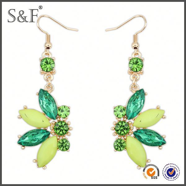 Cheap Prices!! Latest Design Popular Zircon old model earrings