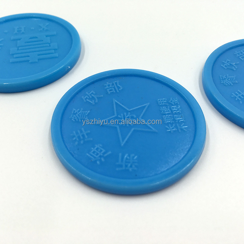 China Professional High Quality Custom Logo Plastic Cheap European Poker Chips
