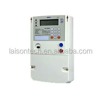 Three phase STS Prepaid Energy Meter (DTSY541)