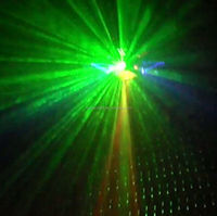 laser star projector Combined led&laser octopus lazer light for stage and night club