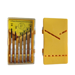 6pcs Jewelers Precision Screwdriver Set