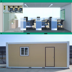 Prefabricated Houses, Module Houses, Container Office