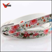 High quality skinny lady's decorative dress belts(BS 070 belt)