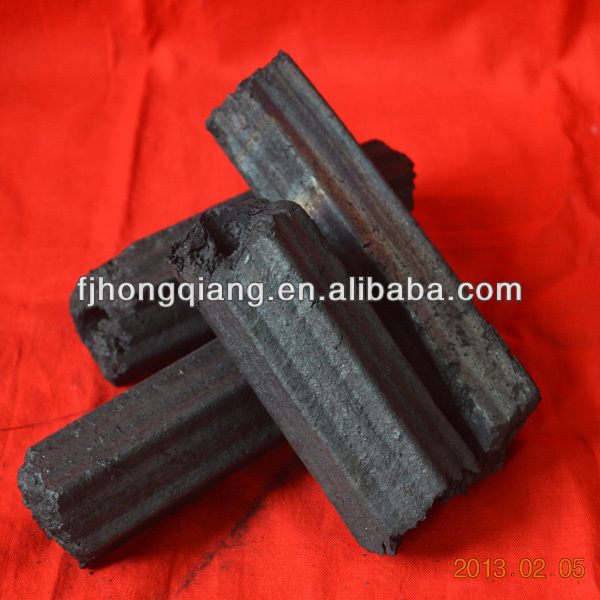 Smokeless sawdust bbq charcoal briquette with good price