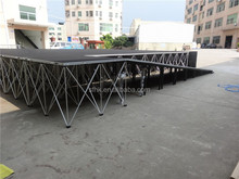 2017 Hot Selling! Portable Stage Using In Fashion Show,Event,Conference,Concert Etc. Runway Stage Rentals