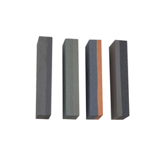 Aluminium oxide combination sharpening stone