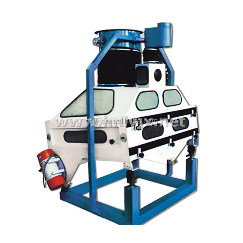 Good quality paddy rice destoner machine / grain cleaner