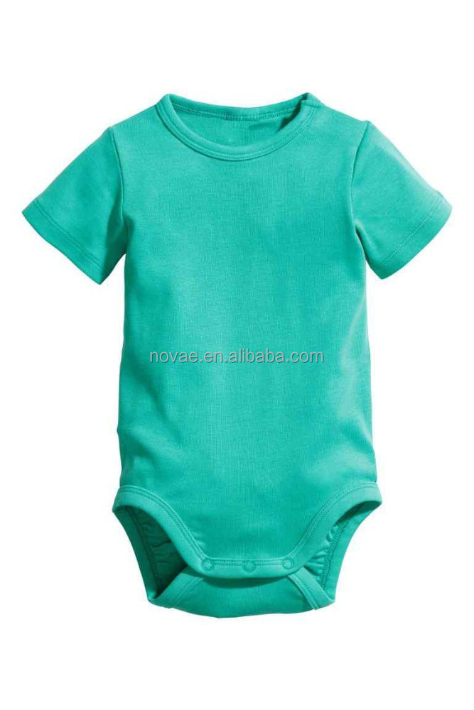 unisex baby summer clothes organic cotton sleeve