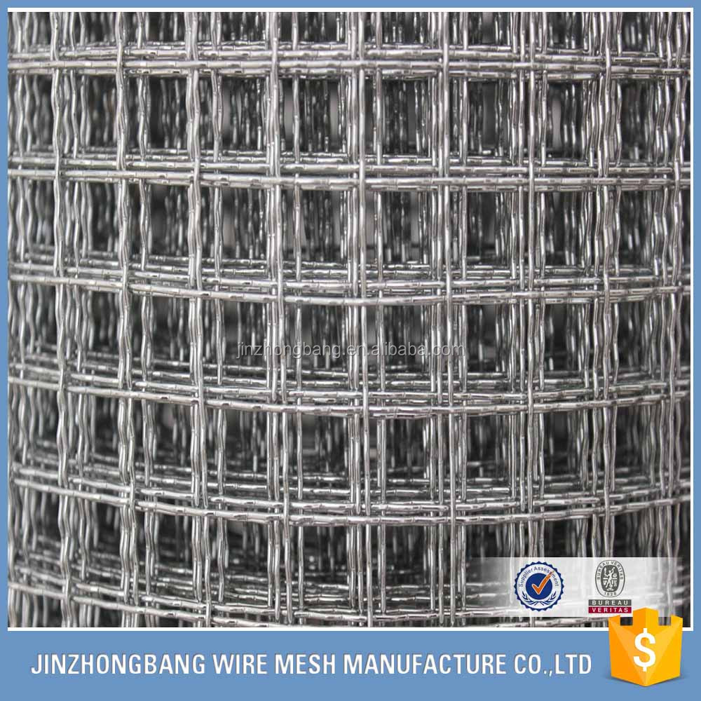 Convenient use wrapped edge crimped wire mesh for net hardware products