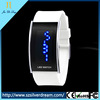 Ladies Watches Free Samples Silicone led Watch
