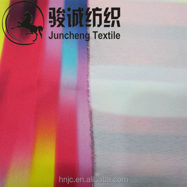 Popular 150gsm neon light color polyester pongee for dress fabric